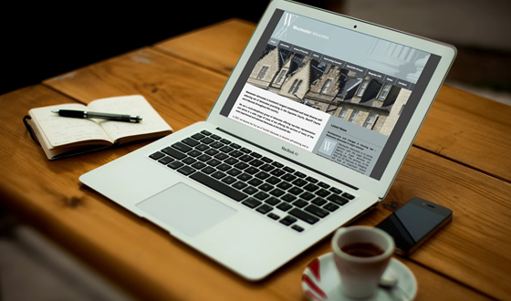 Westwater Advocates : Website design and build