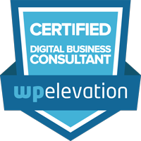 Certified Digital Business Consultant - WP Elevation